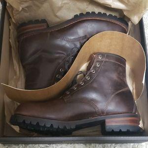 Brand new Frye Addison boot - Brown